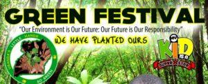 green festival banner 3