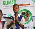Children's Climate Change Conference 2014: A HUGE SUCCESS!!