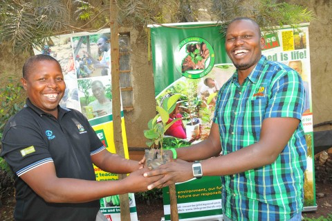 TREE TALK DONATES 300 TREE SEEDLINGS FOR THE CHILDREN'S CLIMATE CHANGE CONFERENCE