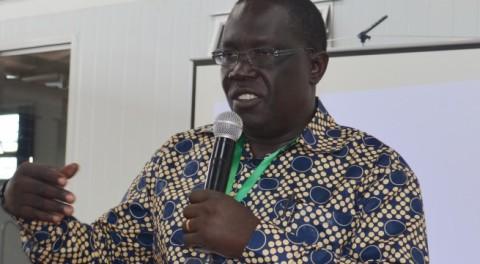 Dr. Tom Okia Okurut |#ICCCC2016 Speaker Profile
