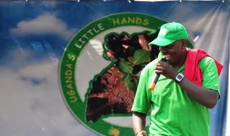 Video: CEO Uganda's Little Hands Go Green Joseph Masembe On Forest Day