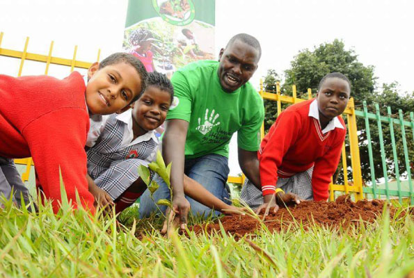 How one man gave children reason to love their environment