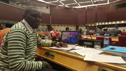 Joseph Masembe Represents Uganda at The 6th Conference on Climate Change & Development in Africa